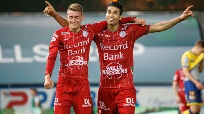 VIDEO: de opvallendste momenten uit play-off 2: defensief gestuntel bij zwak Waasland-Beveren, Harbaoui nieuwe topschutter na dertiende goal in PO2