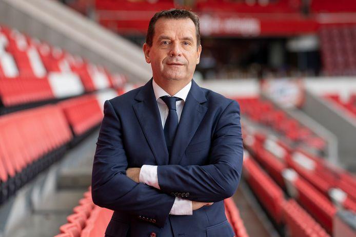 PSV stelde commercieel directeur Frans Janssen drie jaar geleden aan met de opdracht om in Zuidoost-Nederland een grotere rol te spelen in het bedrijfsleven. Die opzet lijkt geslaagd, onder meer via de Brainport-deal.