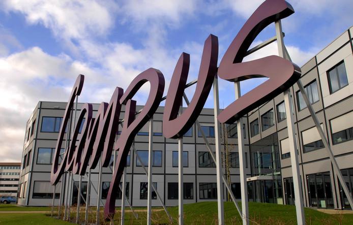Het bedrijvenpark Campus Westermaat in Hengelo biedt plaats aan elf hightechbedrijven.