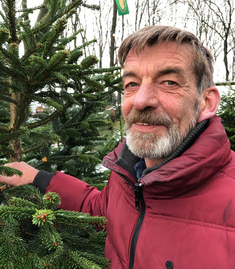 Drukte bij tientallen kerstbomenverkopers in de regio: gezelligheid en kwaliteit