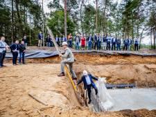'Ereveld in Loenen zal nooit meer hetzelfde zijn'