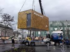 Woonbedrijf zoekt plek voor 34 spaceboxen in Eindhoven