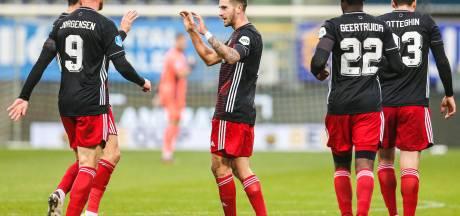 'Onverslaanbaar' Feyenoord blijft in spoor van Atlético Madrid