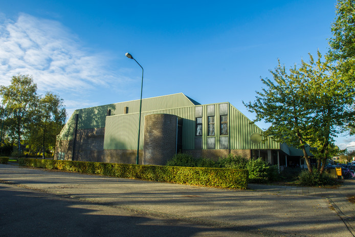 Sporthal de Hongerman blijft speelbal in de discussie over ontwikkelingen in Nuenen-Zuid