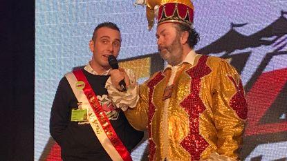 Sven en Filip presenteren, de kandidaten zijn er klaar voor