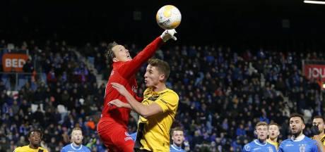 PEC Zwolle, met Boer onder de lat, stelt teleur tegen NAC Breda
