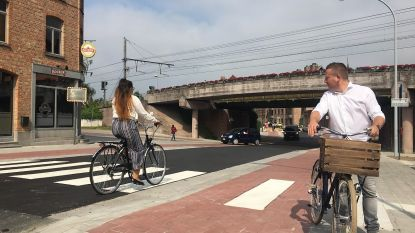 Zwarte kruispunten Verriestlaan eindelijk verkeersveiliger: 23 ongevallen in 5 jaar