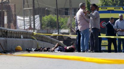 Zelfmoordterrorist onderschept in Caïro, man komt om