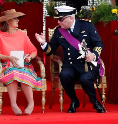 Waarom krijgen prins Laurent en prinses Astrid eigenlijk zoveel geld?