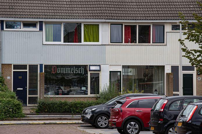 Een studentenwoning in Dronten-Noord.