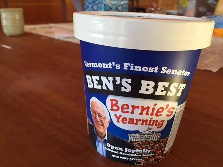 Het Sanders-ijs Beeld null