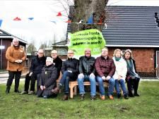 Nieuwe ontmoetingsplek in Kaatsheuvel: Het Snipperbankje