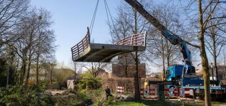 Wagenings bruggetje op weg naar tweede leven in Nijmegen