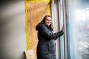 Ellen Boontjes: ,,In mijn koopcontract staat dat ik verplicht ben om mijn woning op het warmtenet aan te sluiten. Dus dat gaat gebeuren.''