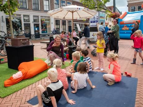 Verkleinde Vestingfeesten moeten voor reuring in Steenwijk zorgen: 'Ondernemers hebben het moeilijk gehad'