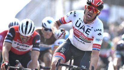 Alexander Kristoff wint Gent-Wevelgem na editie die gekleurd wordt door de wind