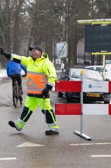 Enorme drukte rond Lage Vuursche: parkeerterrein dicht