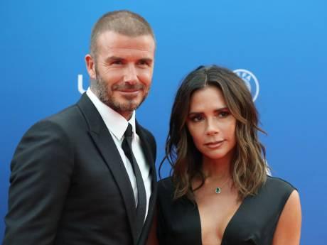 David Beckham raconte sa rencontre avec Victoria