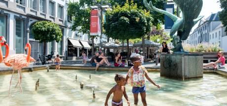 Antwerpse fonteinen blijven voorlopig droogstaan door coronavirus