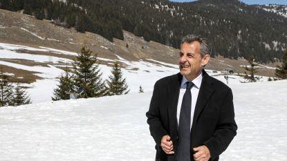 Zeg niet 'monsieur Sarkozy', zeg 'monsieur le président'