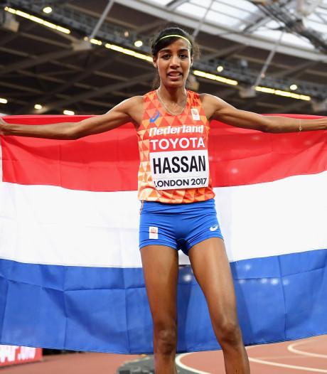 Atletiekunie rekent op WK-deelname Hassan