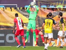 Remko Pasveer in bloedvorm bij Vitesse, de Buffon van de Lage Landen