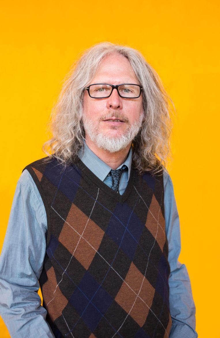Jeffrey Babcock. Beeld Eva Plevier