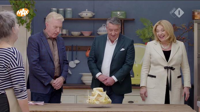 Han Lips - Heel Holland Bakt Zwevende taart Kosteloos