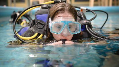 Muzikanten met beperking doen gooi naar wereldrecord 'grootste onderwaterconcert ter wereld' in Todi