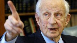 Langstzittende aanklager New York 10 dagen voor 100ste verjaardag overleden