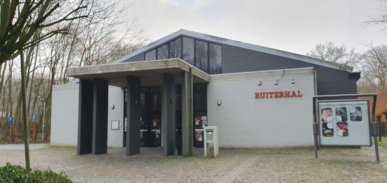 De Ruiterhal is al sinds begin dit jaar gesloten.