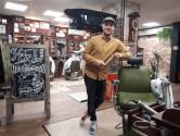 Barbier steunt Osse horeca met eigen versie van Het Laatste Avondmaal
