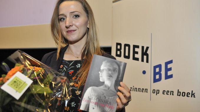 Pools-Belgische filosofe wint Debuutprijs