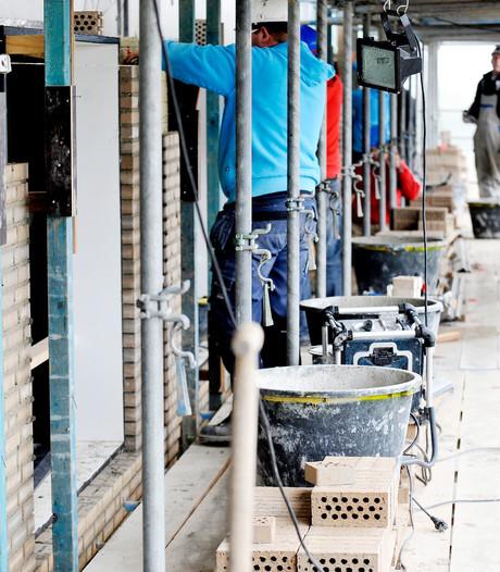 Nieuwe wijk Slingerbos komt van de grond