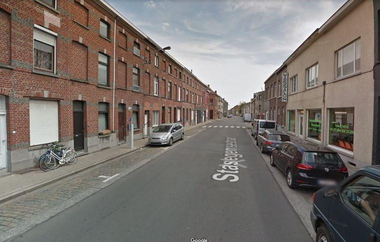 De Stasegemsestraat
