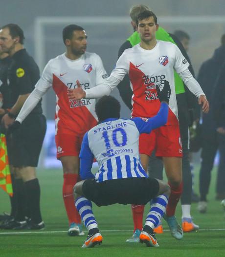 Paal en lat houden FC Eindhoven van bekerstunt tegen FC Utrecht