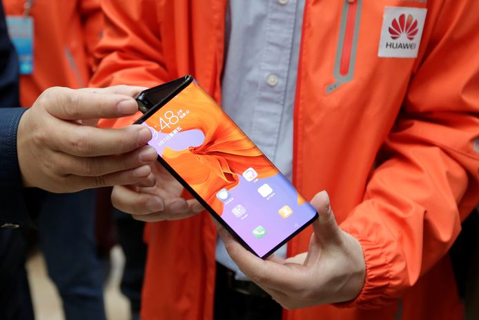 Het Chinese Huawei is topkandidaat om in Europa een 5G-netwerk aan te leggen.
