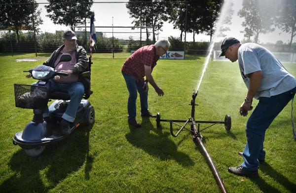 **Mogelijk lagere waterdruk in Noord-Nederland door aanhoudende droogte**