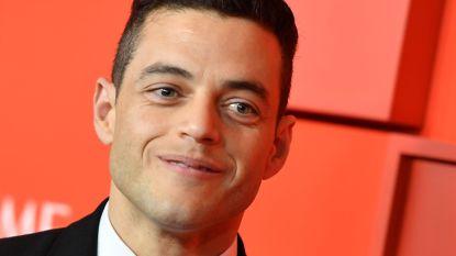 Oscarwinnaar Rami Malek gaat schurk spelen in 25ste Bondfilm