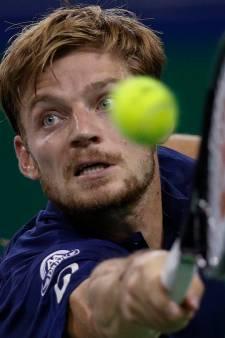 Pas d'exploit et des regrets pour Goffin contre Federer