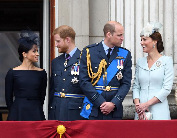 """Les deux fils de Diana """"empruntent actuellement des chemins de vie différents"""", a confirmé le prince Harry lui-même lors d'une interview intimiste"""