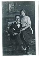 De ouders van Bredanaar Herman Schriks, Henricus (Harrie) Schriks en Josephine Adriana Koenraat. Herman verloor zijn moeder en broer in de oorlog, zijn vader ontfermde zich over het gezin. 'Mijn vader was een supermens.'