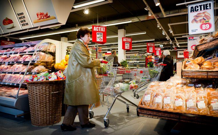 Aanbiedingen Supermarkten Doorgaans Ongezond De Volkskrant