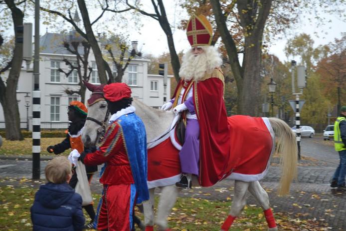 Sinterklaasintocht Herpen.