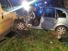 Automobiliste (77) gewond bij ongeval Biggekerke
