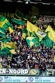 Fans willen een minuut stilte bij ADO - Vitesse voor tragisch ongeval in Oss