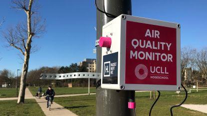 Puffers met ingebouwde GPS voor Hasseltse astmapatiënten