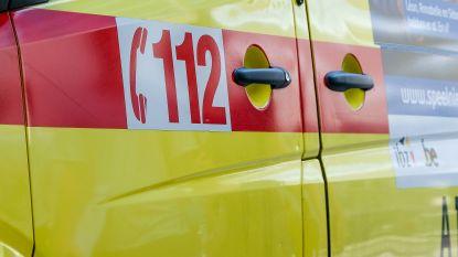 Patiënt achtervolgt twee ambulanciers met mes in Kortrijk
