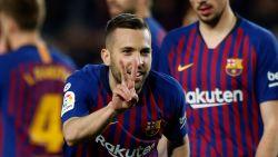 Barça haalt het op eigen veld van Real Sociedad, verdedigers zorgen voor de goals in Camp Nou