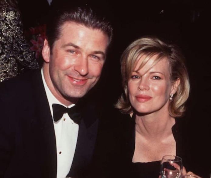 Alec Baldwin est Kim Basinger font partie des couples les plus puissants de l'époque